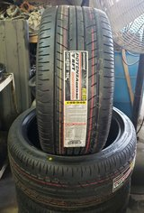 Four Bridgestone Potenza Run Flat RE040 Tires in Spring, Texas