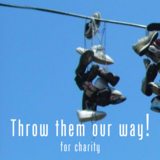 ????/// Charity Shoe Drive to Benefit Possumwood Acres ///???? in Camp Lejeune, North Carolina