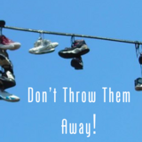 ?? ?? /// We Want your shoes for Charity!/// ?? in Camp Lejeune, North Carolina