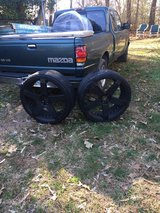KMC wheels in Fort Campbell, Kentucky