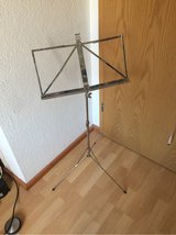 music stand w/bag in Ramstein, Germany
