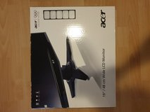 """19"""" Acer Flat Screen Monitor in Ramstein, Germany"""
