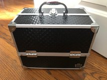 Caboodles Lovestruck 6 Six Tray Train Makeup Carrying Case Make Up in Chicago, Illinois