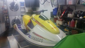 Yamaha Waveblaster Jetski with trailer in Camp Pendleton, California