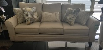 Beautiful Fusion sofa and loveseat in Cherry Point, North Carolina