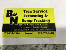 B & N Tree Services in Fort Leonard Wood, Missouri