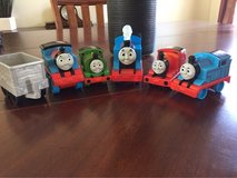 6 PIECES OF THOMAS THE TRAIN in Chicago, Illinois