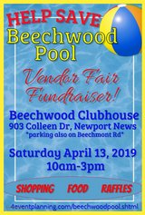 Beechwood Pool in Norfolk, Virginia