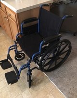 wheelchair brand new-never used in Camp Lejeune, North Carolina