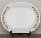 Corelle platter Golden Butterfly in Bolingbrook, Illinois