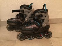 Gender neutral inline skates adjustable size in Stuttgart, GE