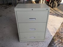 Large 3 Drawer Filing Cabinet in Fort Leonard Wood, Missouri