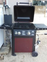 in good condition propane BBQ don't need no more pick up only in 29 Palms, California