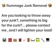 Rummage Junk Removal! in Leesville, Louisiana