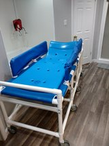 Shower Bed for Disabled person. in Baytown, Texas
