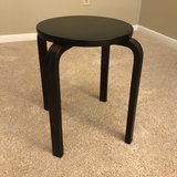 Small Wooden Table in Spring, Texas