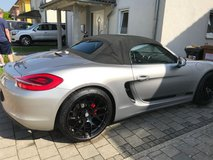 2013 Porsche Boxster S convertible in Ramstein, Germany