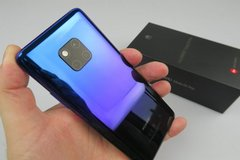 unlocked Huawei Mate 20 pro twilight in bookoo, US