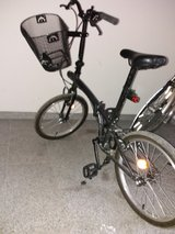 BTWIN-Bike/Cycle -Foldable , 8 Months Old in Stuttgart, GE