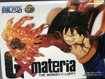 Banpresto One Piece GXMateria - Monkey D. Luffy in Okinawa, Japan