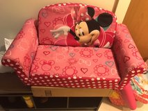 Minnie Mouse couch in Okinawa, Japan