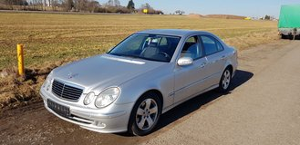 Mercedes Benz E270 DIESEL Automatic New inspection in Ramstein, Germany