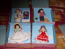 Ginny dolls in Fort Knox, Kentucky