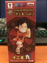 Banpresto One Piece WCF Zodiac - Luffy in Okinawa, Japan