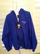 "Centennial Beach lined ""staff"" jacket in Aurora, Illinois"