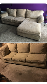 Sectional couch in Naperville, Illinois