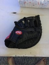 "12.5"" First Base glove in Ramstein, Germany"