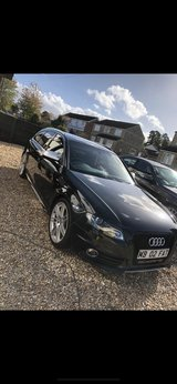 Audi A4 3.0 tdi s line Quattro in Lakenheath, UK