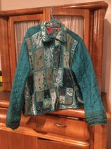 Arty Patchwork Jacket in Ramstein, Germany