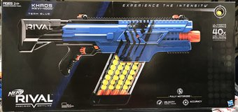 NERF Rival Khaos MXVI-4000 (NIB) in Bellaire, Texas
