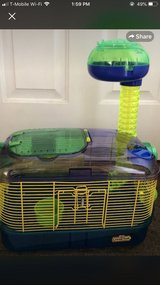 hamster cage in Lockport, Illinois