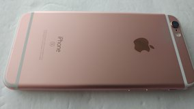 Iphone 6s 64GB Rose Gold & White (Great Condition) in Beaufort, South Carolina