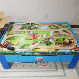 Thomas & Friends Train Table with many extras in Wheaton, Illinois