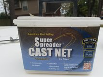 Cast Net Super Spreader Fish Camp SS-1000 series in Houston, Texas