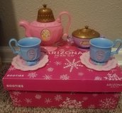 Princes tea set- 8 piece in Camp Lejeune, North Carolina