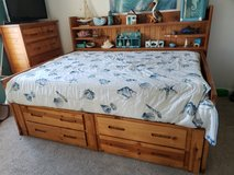 Full/Twin beds with Dresser Combo in Camp Pendleton, California