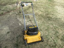 Electric Mower That Is Easy To Push in Alamogordo, New Mexico