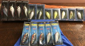 Freshwater Crankbait lures in Bellaire, Texas