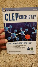 Clep Chemisty in Alamogordo, New Mexico