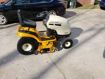 Cub Cadet 46 Inch Cut Riding Lawn Mower! in Warner Robins, Georgia