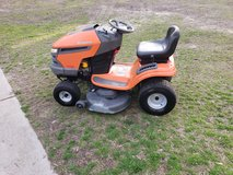 Husqvarna 46 Inch Cut Riding Lawn Mower! in Warner Robins, Georgia