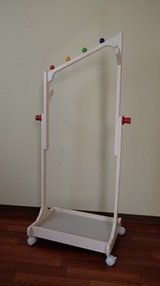 Movable Height Adjustable Toddler Clothes Hanger/Rack in Okinawa, Japan