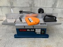 Ryobi HL-6A Woodworking Jointer 100V in Okinawa, Japan