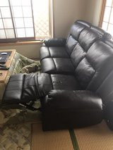 Recliner couch in Okinawa, Japan