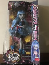 Monster High doll in Okinawa, Japan