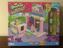 Shopkins kinstructions baby shop in Okinawa, Japan